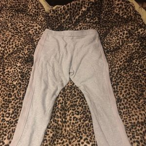Armani Exchange Pants - Grey Armani exchange sweatpants